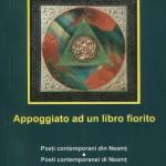 Antologie poetica - Sprijinit pe o carte inflorita