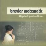 Breviar matematic