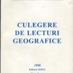 Culegere de lecturi geografice
